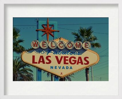 Las Vegas from Aliss ART, Prodi Art, Art photography, Framed artwork, Prodi Art
