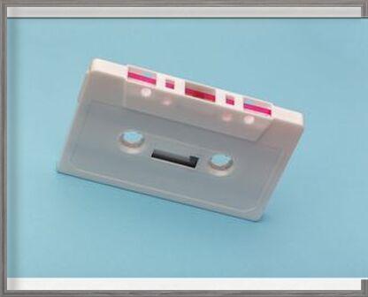 Cassette from Aliss ART, Prodi Art, Art photography, Framed artwork, Prodi Art