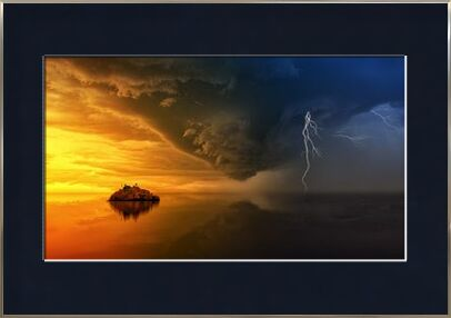 Tempête from Aliss ART, VisionArt, Art photography, Framed artwork, Prodi Art