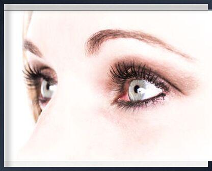Dans ses yeux de Eric-Anne Jordan-Wauthier, Prodi Art, Photographie d'art, Œuvre encadrée, Prodi Art