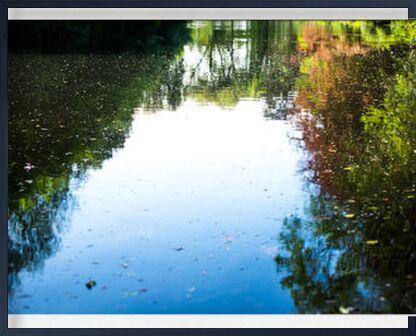 Le monde à l'envers from Marie Guibouin, VisionArt, Art photography, Framed artwork, Prodi Art