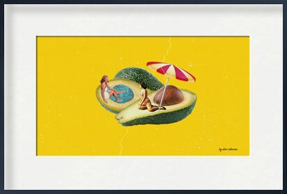 Avocado Beach from IULIA CATINEANU, Prodi Art, Art photography, Framed artwork, Prodi Art