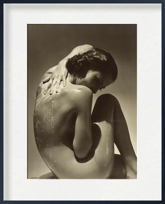 Back - Edward Steichen 1923 from Aux Beaux-Arts, VisionArt, Art photography, Framed artwork, Prodi Art