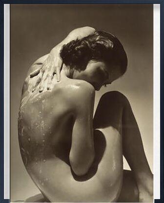Le dos - Edward Steichen 1923 de AUX BEAUX-ARTS, Prodi Art, Photographie d'art, Œuvre encadrée, Prodi Art