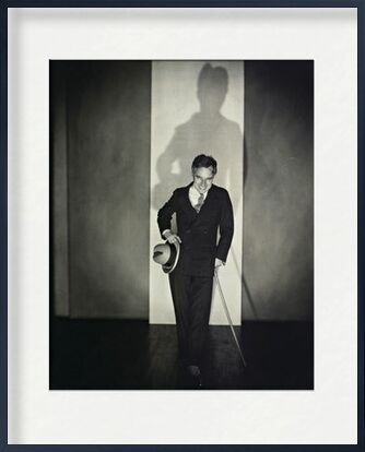 Charlie Chaplin - Edward Steichen 1925 from Aux Beaux-Arts, VisionArt, Art photography, Framed artwork, Prodi Art