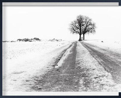 La Fin du Chemin de Eric-Anne Jordan-Wauthier, Prodi Art, Photographie d'art, Œuvre encadrée, Prodi Art