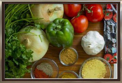 Aromas and Vegetables from Pierre Gaultier, Prodi Art, Art photography, Framed artwork, Prodi Art