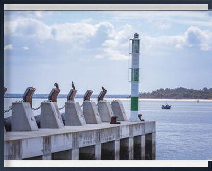 Embarcadère from Caro Li, Prodi Art, Art photography, Framed artwork, Prodi Art