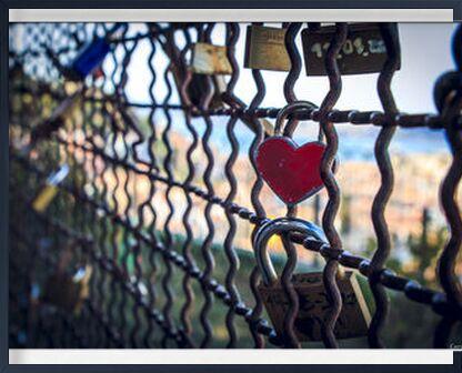 Love from Caro Li, Prodi Art, Art photography, Framed artwork, Prodi Art