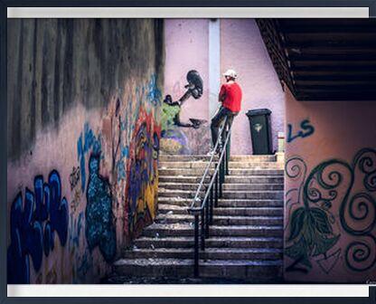 The Break from Caro Li, Prodi Art, Art photography, Framed artwork, Prodi Art