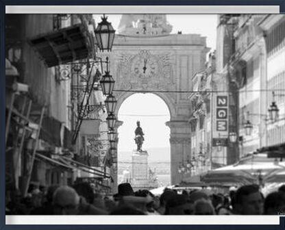 Lisbon from Caro Li, Prodi Art, Art photography, Framed artwork, Prodi Art
