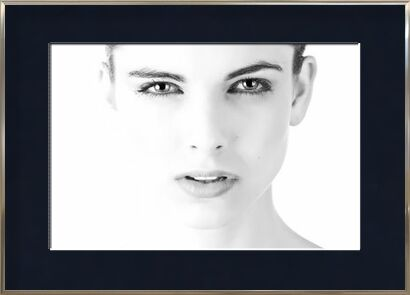 Face black & white from Pierre Gaultier, Prodi Art, Art photography, Framed artwork, Prodi Art