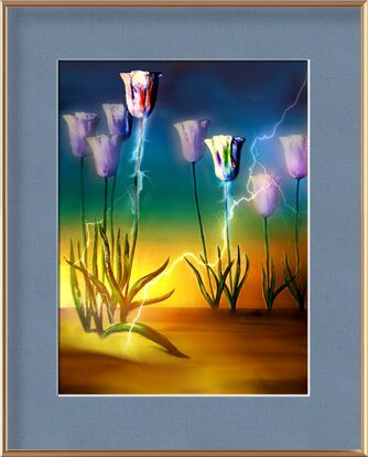 Vital energy from Adam da Silva, VisionArt, Art photography, Framed artwork, Prodi Art