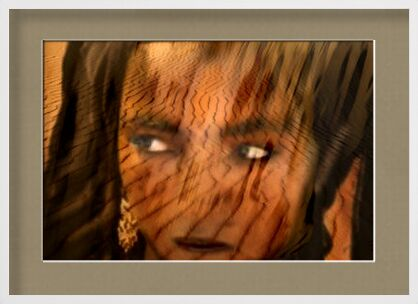 Look from the desert from Adam da Silva, VisionArt, Art photography, Framed artwork, Prodi Art