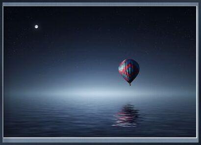 Beyond the adventure from Pierre Gaultier, Prodi Art, Art photography, Framed artwork, Prodi Art