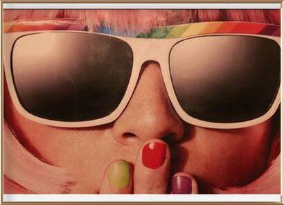Carnival retro from Pierre Gaultier, Prodi Art, Art photography, Framed artwork, Prodi Art