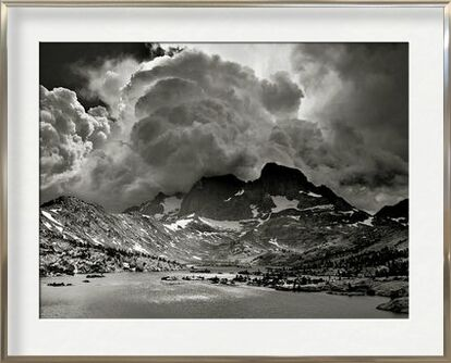 Garnet Lake, Californie, ANSEL ADAMS de Aux Beaux-Arts, Prodi Art, Photographie d'art, Œuvre encadrée, Prodi Art