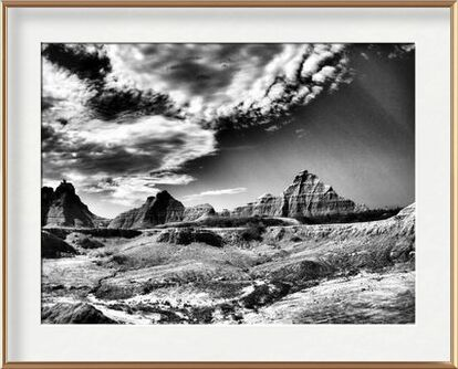 Sierra nevada, ANSEL ADAMS 1943 from Aux Beaux-Arts, VisionArt, Art photography, Framed artwork, Prodi Art
