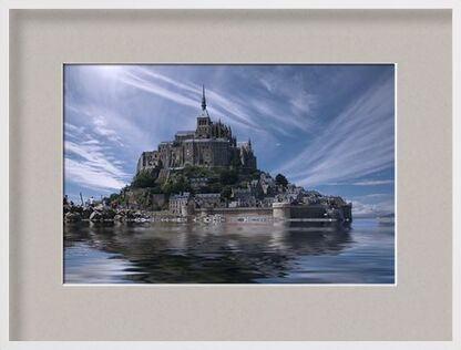 Le Mont-Saint-Michel from Aliss ART, Prodi Art, Art photography, Framed artwork, Prodi Art