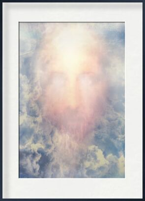 The Messiah in glory from Adam da Silva, VisionArt, Art photography, Framed artwork, Prodi Art