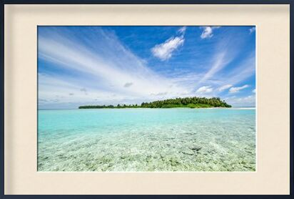 Sur l'île from Aliss ART, Prodi Art, Art photography, Framed artwork, Prodi Art