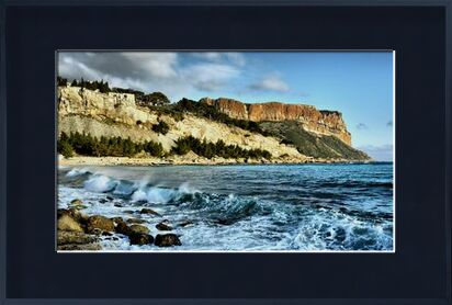 Le Cap Canaille from Frédéric Traversari, VisionArt, Art photography, Framed artwork, Prodi Art
