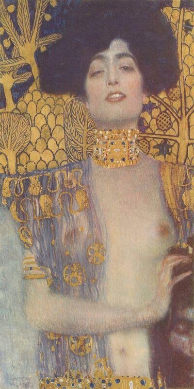 Judith, 1901 - Gustav Klimt de AUX BEAUX-ARTS Decor Image