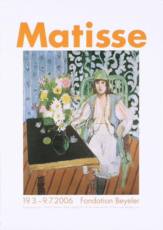 La Table Noire - Henri Matisse de AUX BEAUX-ARTS Decor Image