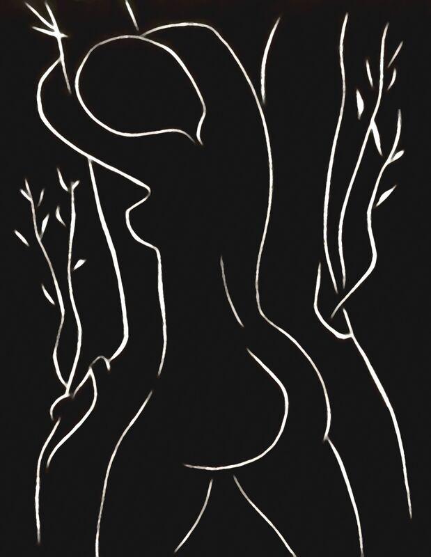 Le Pasiphae et l'Olivier - Henri Matisse de AUX BEAUX-ARTS Decor Image
