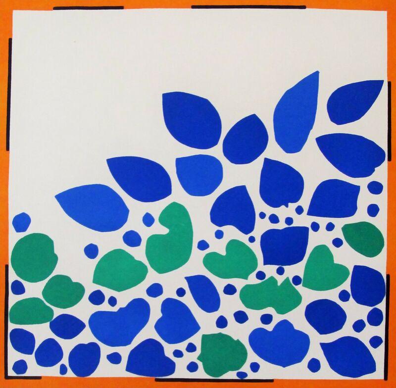 Verve, Ivy - Henri Matisse desde AUX BEAUX-ARTS Decor Image