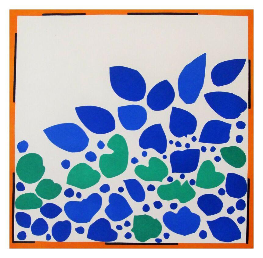 Verve, Lierre - Henri Matisse de AUX BEAUX-ARTS, Prodi Art, Matisse, plante, Lierre, abstrait, cuisine