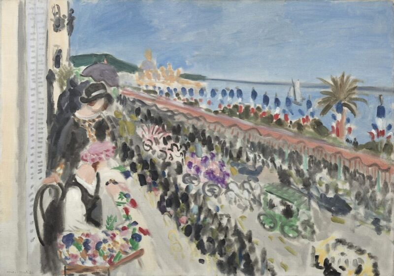 Fête des Fleurs, 1923 - Henri Matisse de AUX BEAUX-ARTS Decor Image