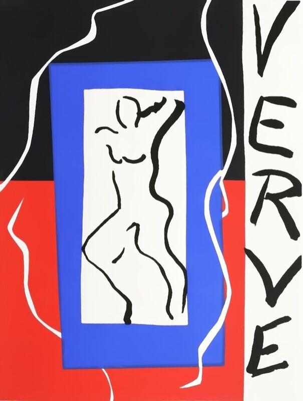 Verve - Henri Matisse from AUX BEAUX-ARTS Decor Image