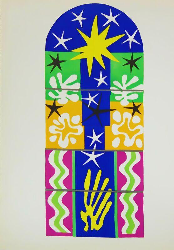 Verve, Christmas Night - Henri Matisse desde AUX BEAUX-ARTS Decor Image