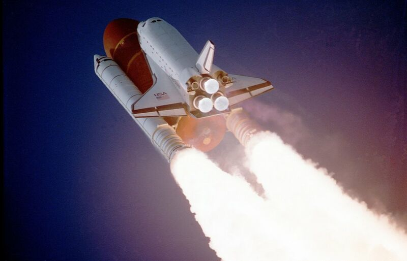 Rocket launch from Pierre Gaultier Decor Image