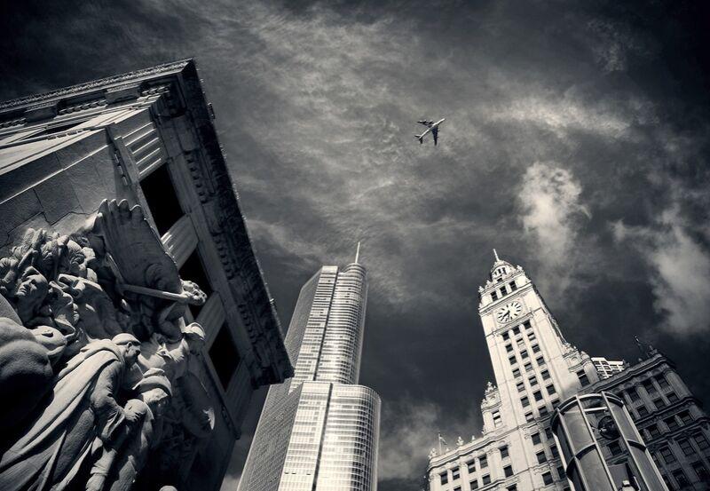 Vue d'en bas de Pierre Gaultier Decor Image