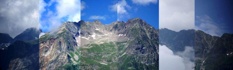 Montagne de Benoit Lelong Decor Image