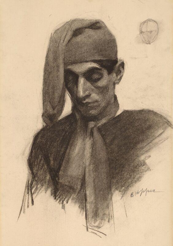 Jimmy Corsini - Edward Hopper desde AUX BEAUX-ARTS Decor Image