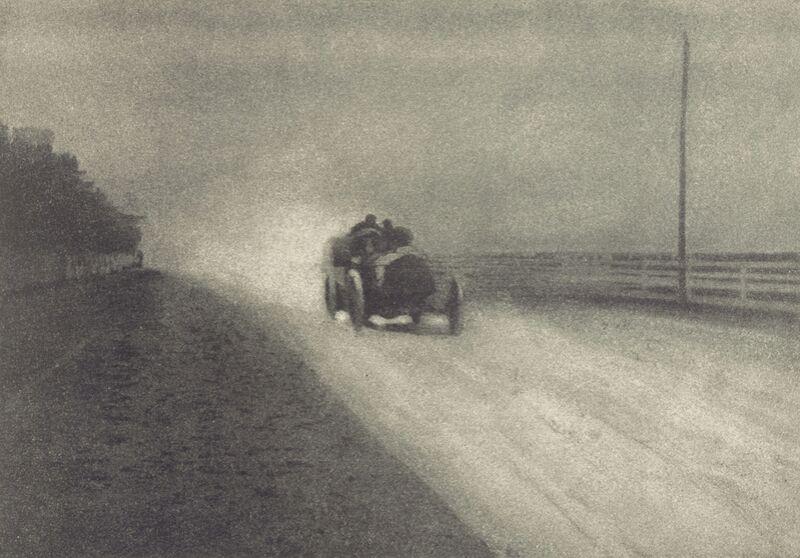 Travaux de Photographie Numéro 7 - 1904 - Edward Steichen de AUX BEAUX-ARTS Decor Image