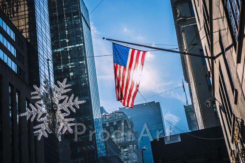 Le drapeau de Caro Li Decor Image