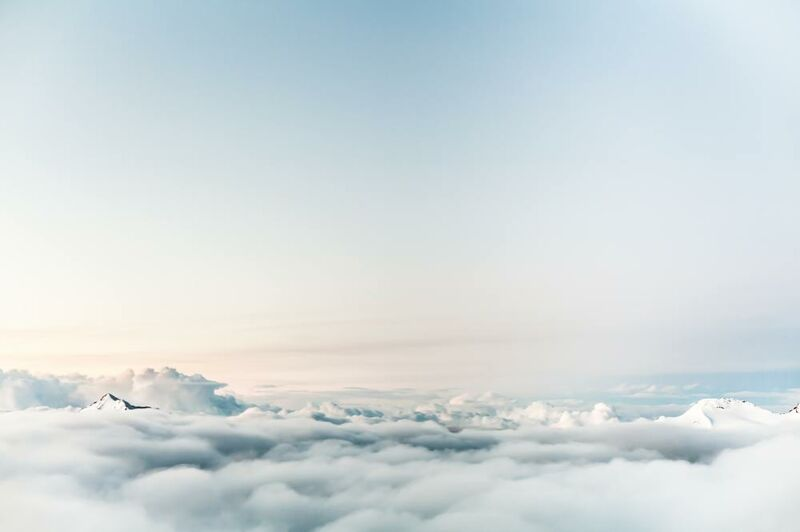 Over the clouds from Pierre Gaultier Decor Image