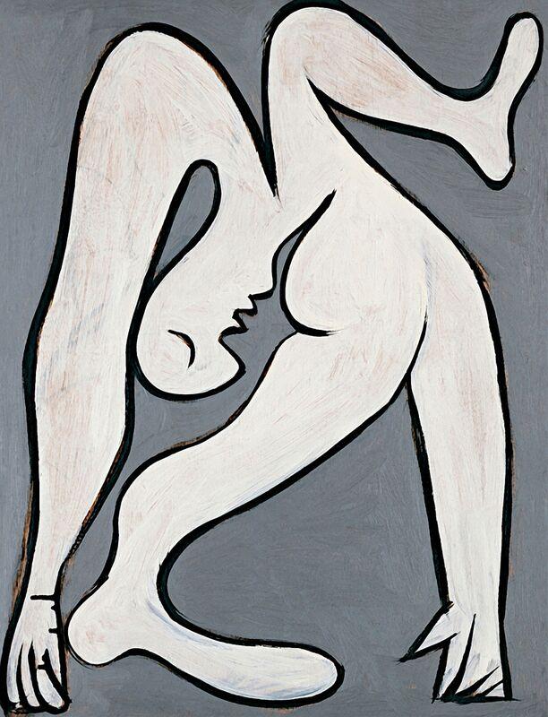 L'Acrobat - Picasso de AUX BEAUX-ARTS Decor Image