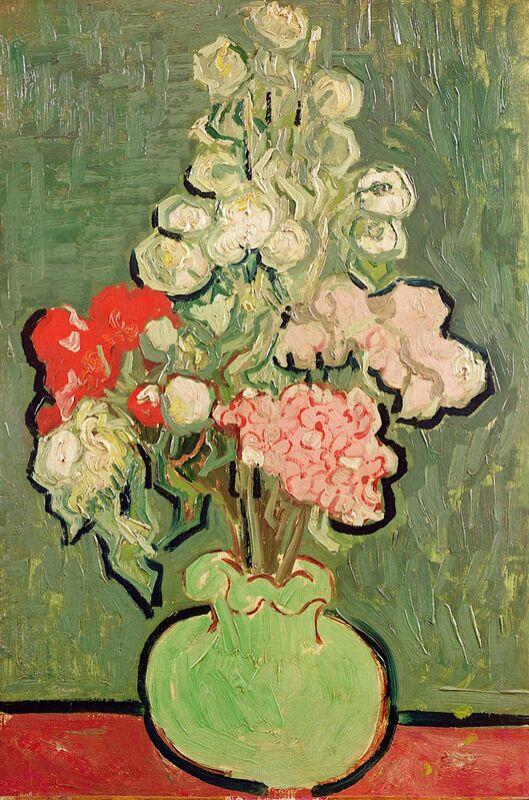 Bouquet of Flowers - Van Gogh desde AUX BEAUX-ARTS Decor Image
