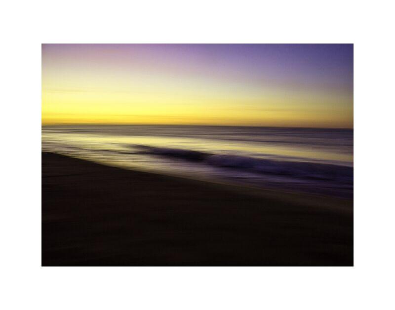 Une mer d'huile de Céline Pivoine Eyes, Prodi Art, Photographie abstraite, abstrait, vague, océan, nature, paysage, Mouvement intentionnel de la caméra, ICM, mer