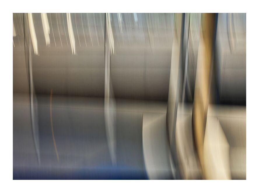Les lignes de la BNF de Céline Pivoine Eyes, Prodi Art, BNF, Doré, lignes, ICM, Mouvement intentionnel de la caméra, flou artistique, Photographie abstraite, art abstrait, architecture