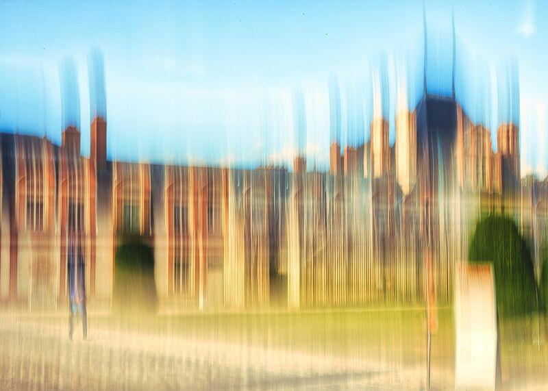 Le château de Fontainebleau de Céline Pivoine Eyes Decor Image