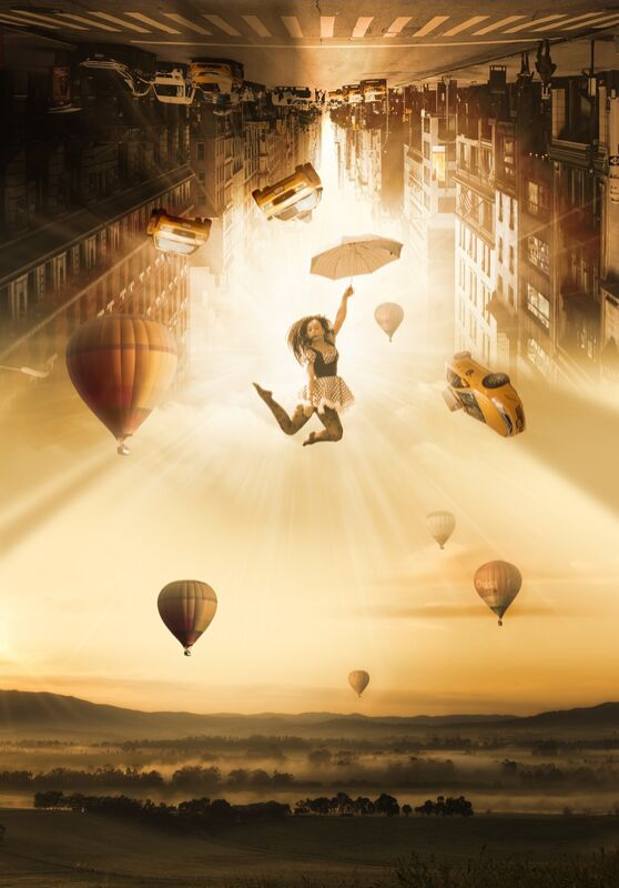 New York in the air from Pierre Gaultier Decor Image