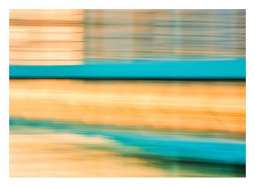 Le château de Fontainebleau en icm de Céline Pivoine Eyes, Prodi Art, jaune, lignes, Fontainebleau, château, Photographie abstraite, art abstrait, flou artistique, Mouvement intentionnel de la caméra, ICM