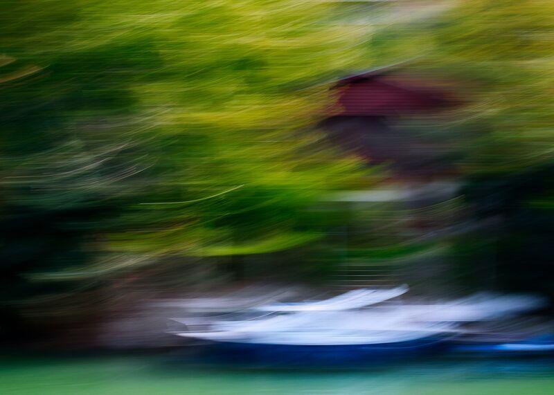 L'embarcadère de Céline Pivoine Eyes Decor Image