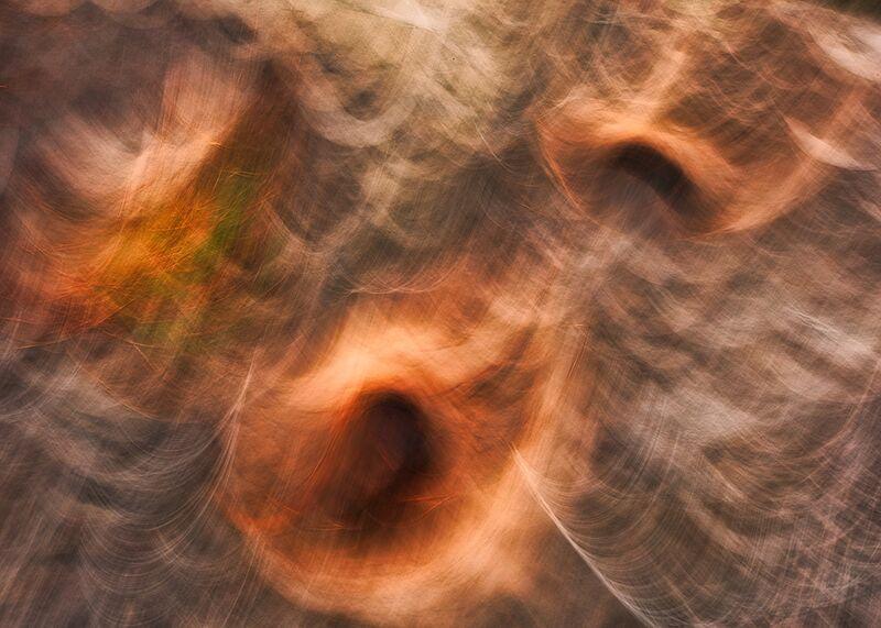 Le sable de Céline Pivoine Eyes Decor Image